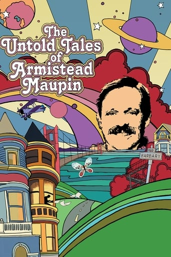 Poster of The Untold Tales of Armistead Maupin