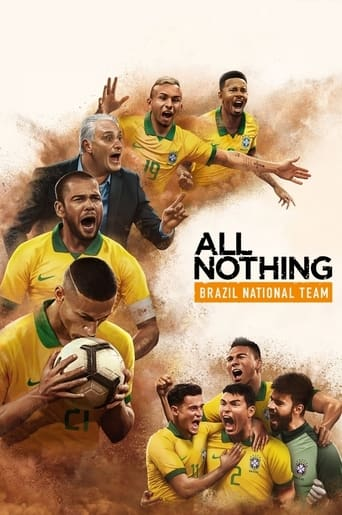 Poster All or Nothing: Brazil National Team