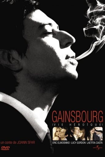 Poster of Gainsbourg: A Heroic Life