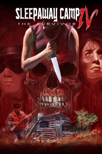 Poster of Sleepaway Camp IV: The Survivor