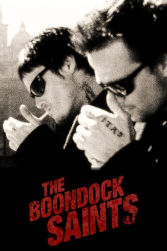 Poster of The Boondock Saints