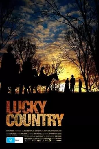Poster of Lucky Country