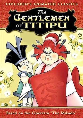 Poster of The Gentlemen of Titipu