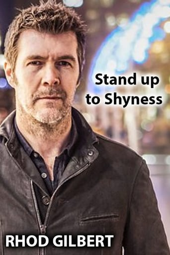 Poster of Rhod Gilbert: Stand Up to Shyness