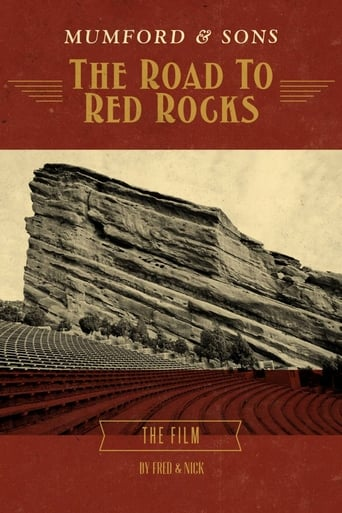 Poster of Mumford & Sons: The Road to Red Rocks