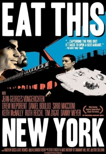Poster of Eat This New York