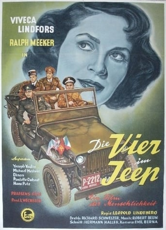 Poster of Four in a Jeep