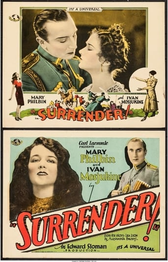 Poster of Surrender