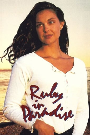 Poster of Ruby in Paradise