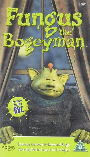 Poster of Fungus The Bogeyman