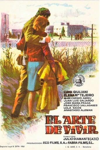 Poster of El arte de vivir