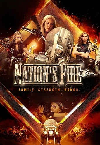 Poster Nation's Fire