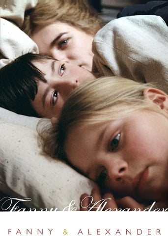 Poster of Fanny and Alexander
