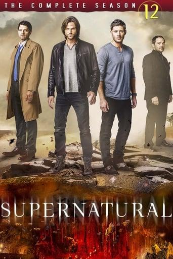 Sobrenatural 12ª Temporada - Poster