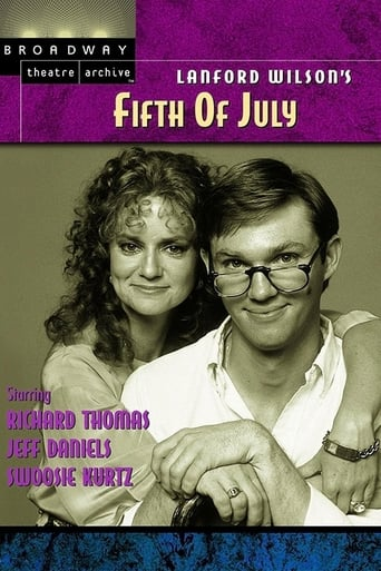 Poster of Fifth Of July