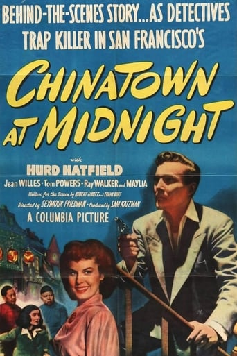 Poster of Chinatown at Midnight