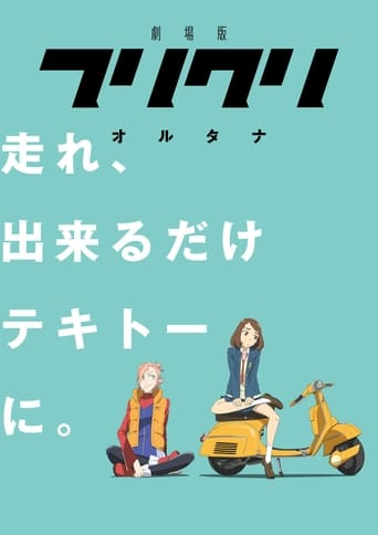 Poster of FLCL Alternative