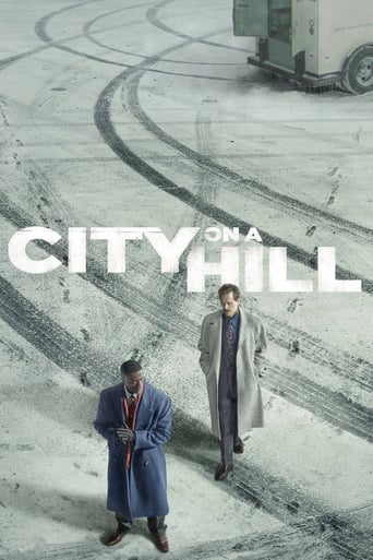Poster of City on a Hill