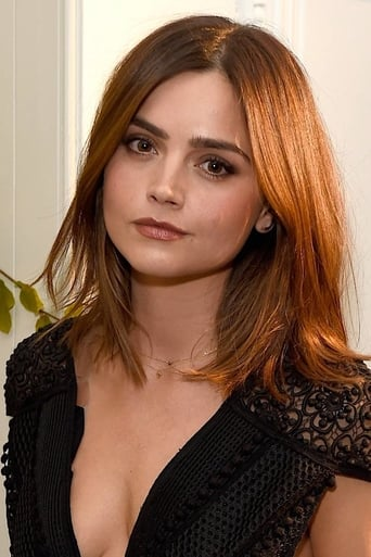 Jenna Coleman alias Connie