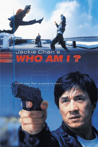 Poster Jackie Chan's Who Am I?