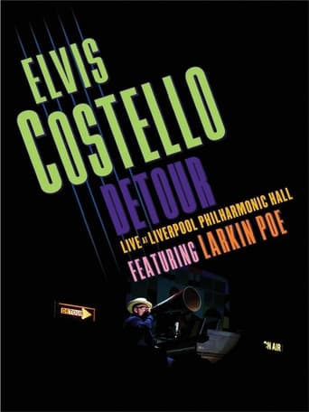 Elvis Costello - Detour, Live at Liverpool Philharmonic Hall