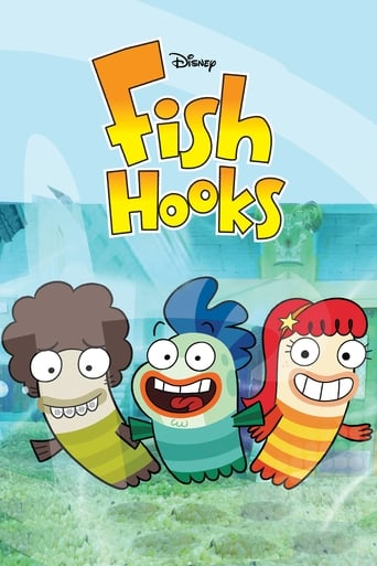 Poster of Fish Hooks