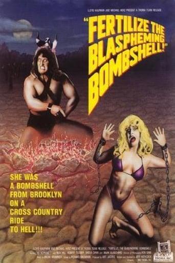 Poster of Fertilize the Blaspheming Bombshell!