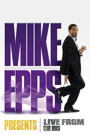 Poster of Mike Epps Presents: Live from the Club Nokia