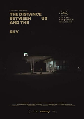 The Distance Between Us and the Sky Movie Poster