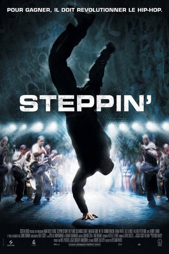 Poster of Steppin'
