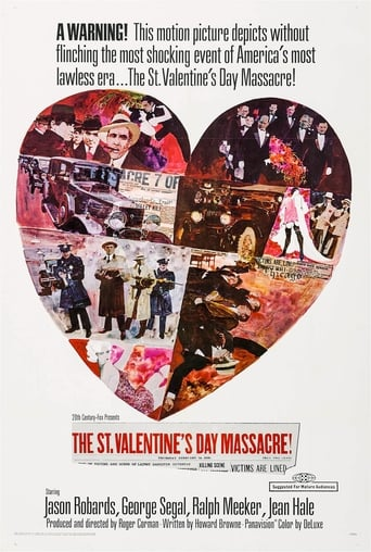 Poster of The St. Valentine's Day Massacre