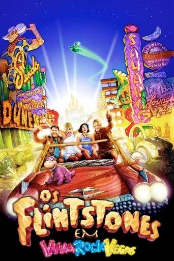 Os Flintstones em Viva Rock Vegas - Poster