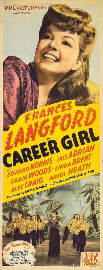 Poster of Career Girl