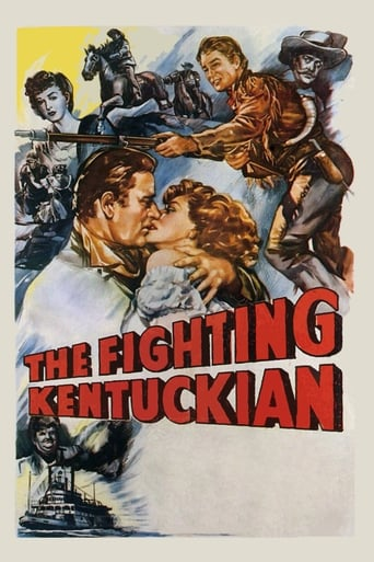 Poster of The Fighting Kentuckian