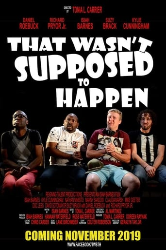 Watch That Wasn't Supposed to Happen 2019 full online free