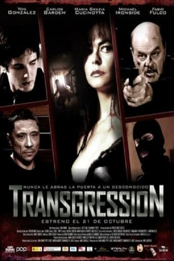 Poster of Transgression