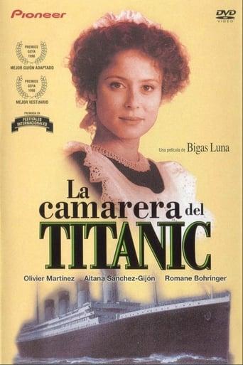 Poster of La camarera del Titanic