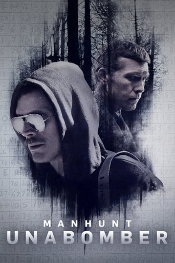 Poster of Manhunt: Unabomber