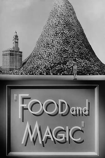 Poster of Food and Magic