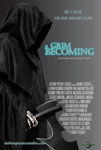 Poster of A Grim Becoming