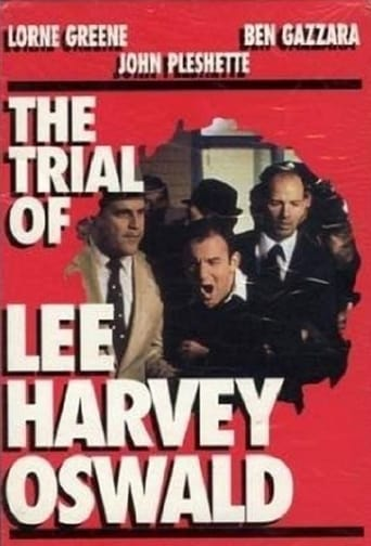 The Trial of Lee Harvey Oswald Movie Poster