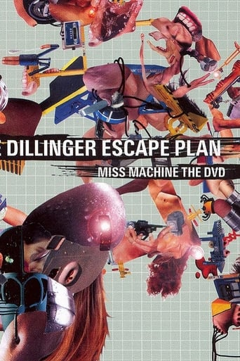 Watch The Dillinger Escape Plan: Miss Machine: The DVD 2006 full online free