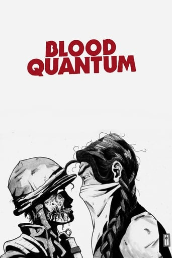 voir film Blood Quantum streaming vf