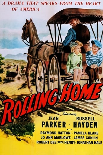 Poster of Rolling Home