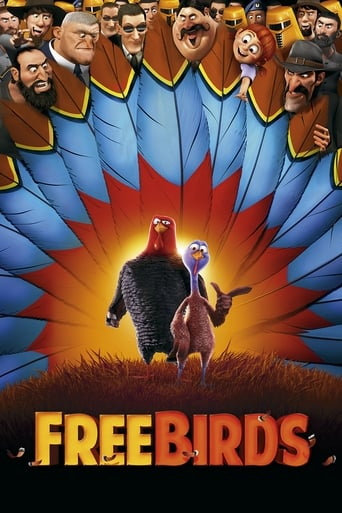 Free Birds (2013) - poster