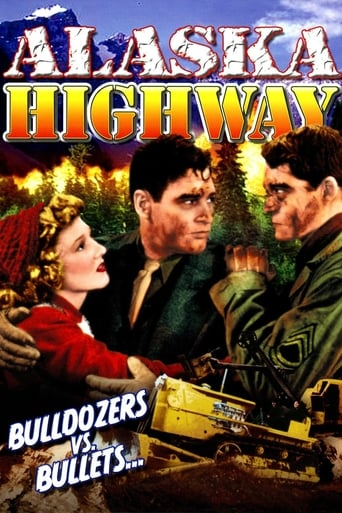 Poster of Alaska Highway