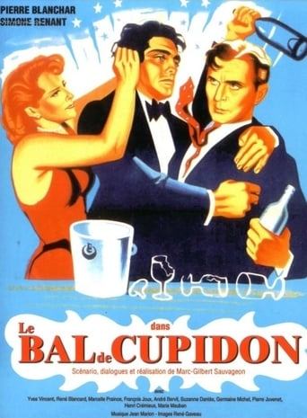 Poster of The Cupid Club