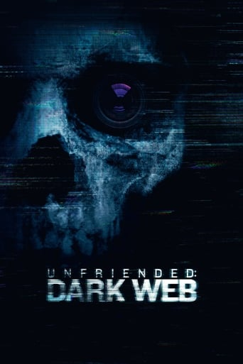 Poster of Unfriended: Dark Web