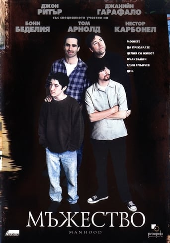 Poster of Manhood fragman