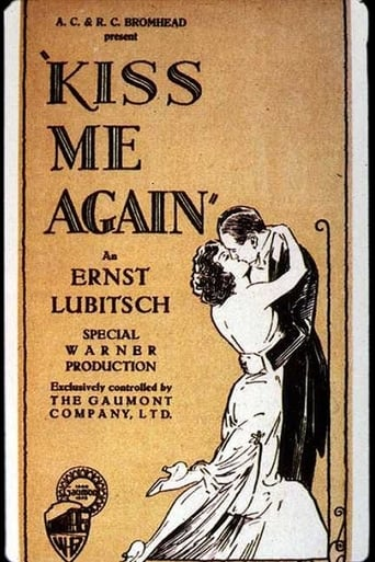 Kiss Me Again Movie Poster